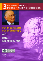 Psychoanalytic Psychotherapy Cover