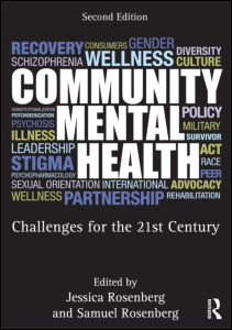 Book Review Community Mental Health Challenges For The 21st Century